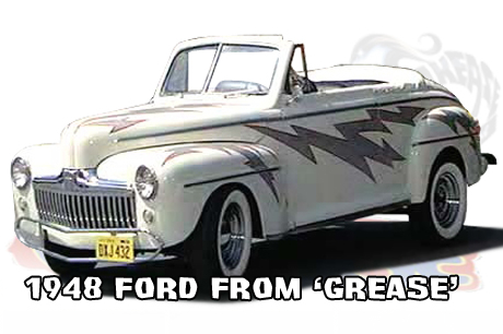 1948 ford deluxe grease lightening wp014 b c chauffeur services. Black Bedroom Furniture Sets. Home Design Ideas